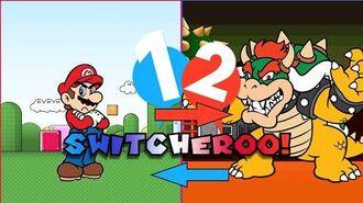 Super AniMario Bros 1, 2, Switcheroo! (S1, EP10)