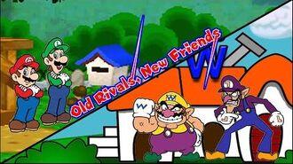 Super AniMario Bros Old Rivals, New Friends (S1, EP3)