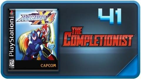 Megaman X4 - The Completionist Anniversary Special Part 2 Episode 41 Featuring. The Warp Zone