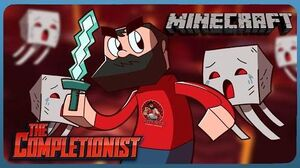 The Completionist - Minecraft Legos of the World
