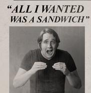 Greg Sandwich