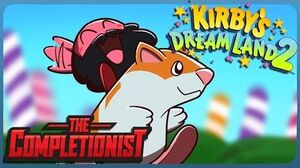 The Completionist - Kirby's DreamLand 2 Can Kirby swallow Dark Matter?