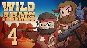 Super Beard Bros Wild Arms Ep 4 The Cave to the North Part 1