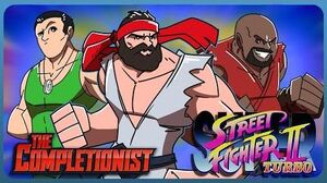 The Completionist- Super Street Fighter 2 Turbo Classically Competitive
