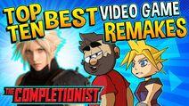 Top Ten Best Video Game Remakes
