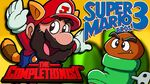 Super Mario Bros 3 (New Game Plus)