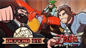 Defend It! - Legend of Zelda Skyward Sword ft