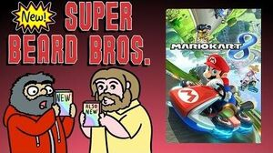 MARIO KART 8 - New Super Beard Bros