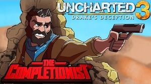 Uncharted 3 Drake's Deception The Completionist