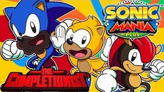 Sonic Mania Plus The Completionist DLC