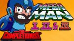 Mega Man 1 2 and 3 (New Game Plus)