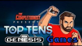 Top Ten Sega Genesis Games - The Completionist