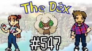 The Dex! Whimsicott! Episode 13