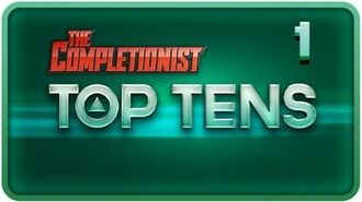 The Completionist Presents - Top Ten Songs From Video Games Episode 1