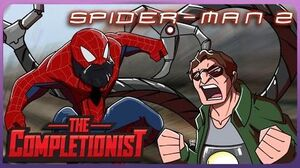 The Completionist Spider-Man 2 - Attack of the CGI Alfred Molina