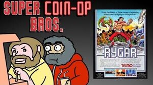 RYGAR - Super Coin-Op Bros