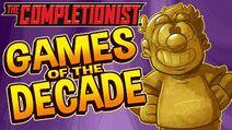 Top Ten Games of the Decade