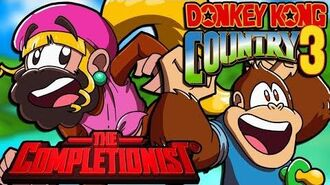 Donkey Kong Country 3 The Completionist