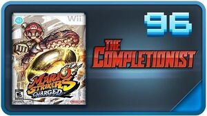 Mario Strikers Charged Featuring Zan Alda The Completionist Episode 96