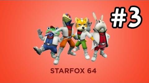 Super Beard Brothers - Star Fox 64 Episode 3 - Gundam Style