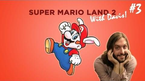 Super Beard Bros. With Davis Super Mario Land 2 Episode 3 - Into The Woods..