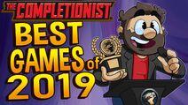 Top Ten Best Games of 2019