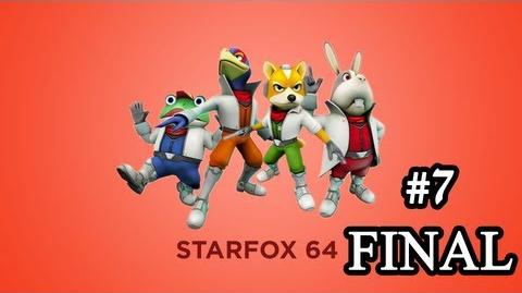 The Finale! (Star Fox 64)