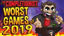Top Ten Worst Games of 2019