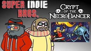 CRYPT OF THE NECRODANCER - Super Indie Bros