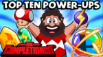 Top 10 Power Ups