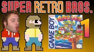 WARIO LAND - Super Retro Bros. 5 Ft