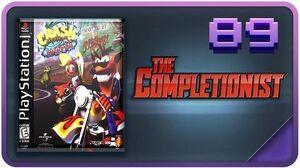 Crash Bandicoot Warped (Crash 3) Review The Completionist Episode 89