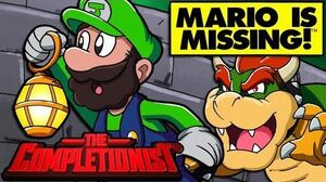 Mario is Missing The Completionist