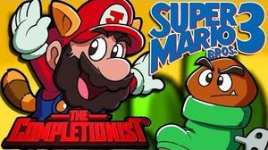 Super Mario Bros 3 The Completionist New Game Plus