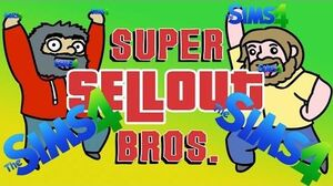 THE SIMS 4 - Super Sellout Bros