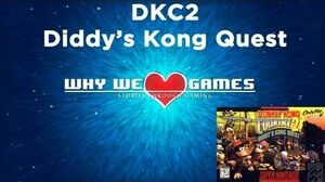 Why We Love Games - Stories Through Gaming - DKC 2 - An Origin Story of The Completionist