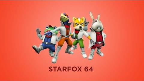 Super Beard Brothers - Star Fox 64 Episode 1 - Star Wolf Should Be British and Evil