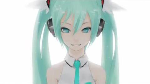 Miku Hatsune - Last Night, Good Night