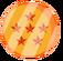 Pin de esfera de 6 estrella
