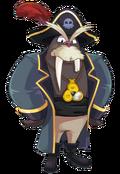 Tusk pirata