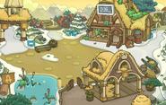 Fuerte nevado (Fiesta Medieval 2020)