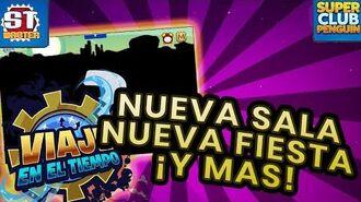 😱NUEVA SALA, NUEVA FIESTA ¡Y MÁS! (entrevista a Mate) - Super Club Penguin