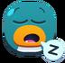 Cara dormida