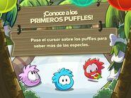 Puffle Celeste - Diario