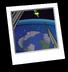 Fondo de viajero del multiverso (icono)