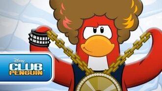 Cadence y La Penguin Band - Gotta have a wingman -Club Penguin oficial-