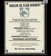 Herbert rules 2
