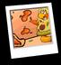 Fondo de Pizza (icono)