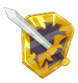Pin de Espada y Escudo