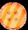 Pin de esfera de 4 estrella